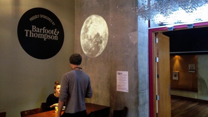 Matthew Martin - The Media on the Moon